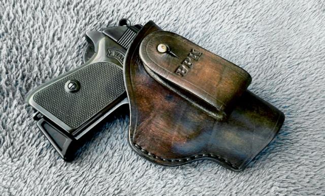 """Holster """"inside"""" Walther PPK... Inside25"""