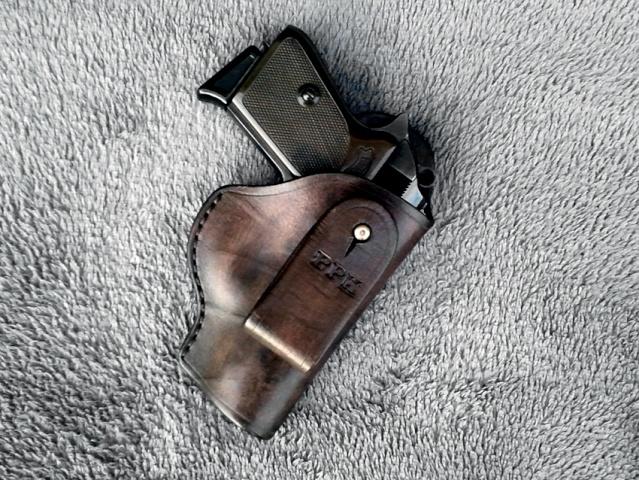 """Holster """"inside"""" Walther PPK... Inside27"""