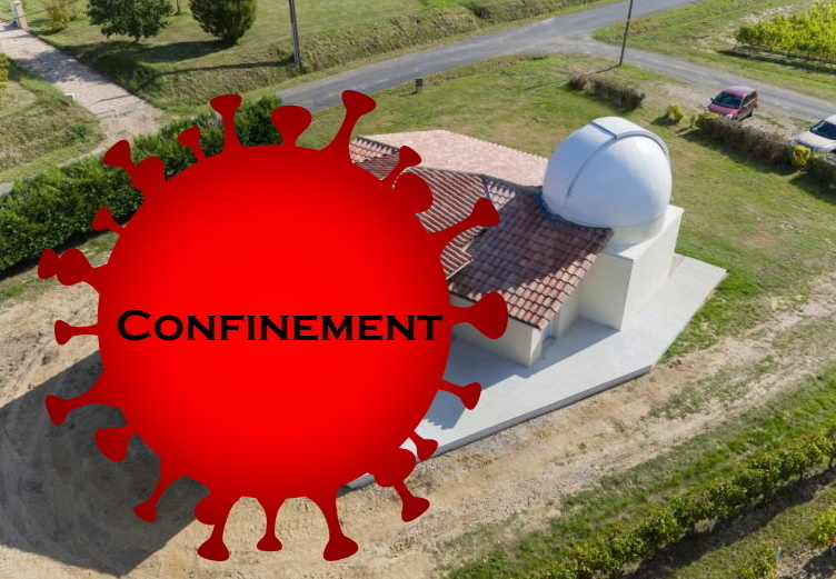 ALERTE CORONAVIRUS : CONFINEMENT - FERMETURE OBLIGATOIRE Obs10