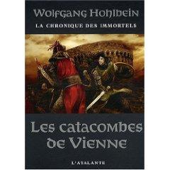 Chronique des Immortels (BD) de Wolfgang Hohlbein 512mwb10