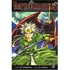 Vampire Chronicles La Légende du roi déchu (Manga) de Shirod 51ba1j10