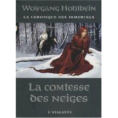 Chronique des Immortels (BD) de Wolfgang Hohlbein 51h0ck10