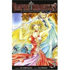Vampire Chronicles La Légende du roi déchu (Manga) de Shirod 51htrk10