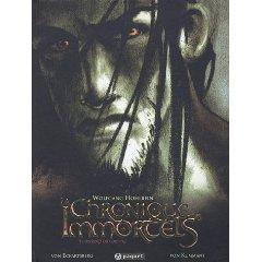 Chronique des Immortels (BD) de Wolfgang Hohlbein 51n13g10