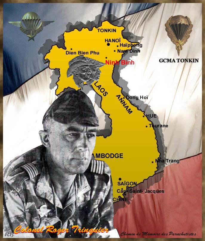 TRINQUIER Roger - Colonel - 1963-1965 1er président Union Nationale des Parachutistes 3_roge10