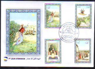 Emission N° 20/2009 Contes populaires d'Algérie Image012