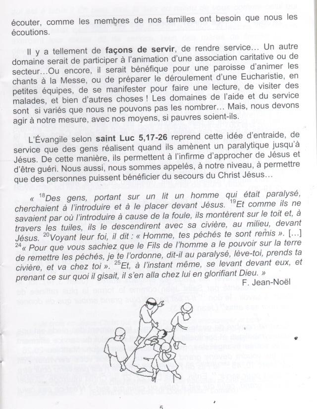 DU BIENHEUREUX FRERE ARNOULD.... A FRERE ANDRE, Saint. - Page 2 11_00110