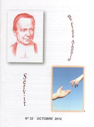 DU BIENHEUREUX FRERE ARNOULD.... A FRERE ANDRE, Saint. - Page 2 Frere_11