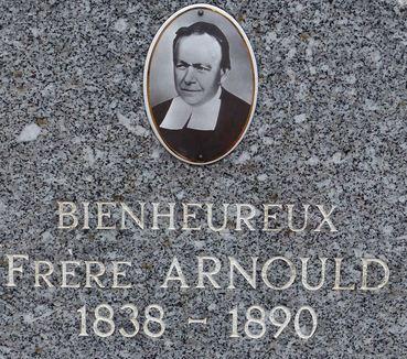 DU BIENHEUREUX FRERE ARNOULD.... A FRERE ANDRE, Saint. Frere_14