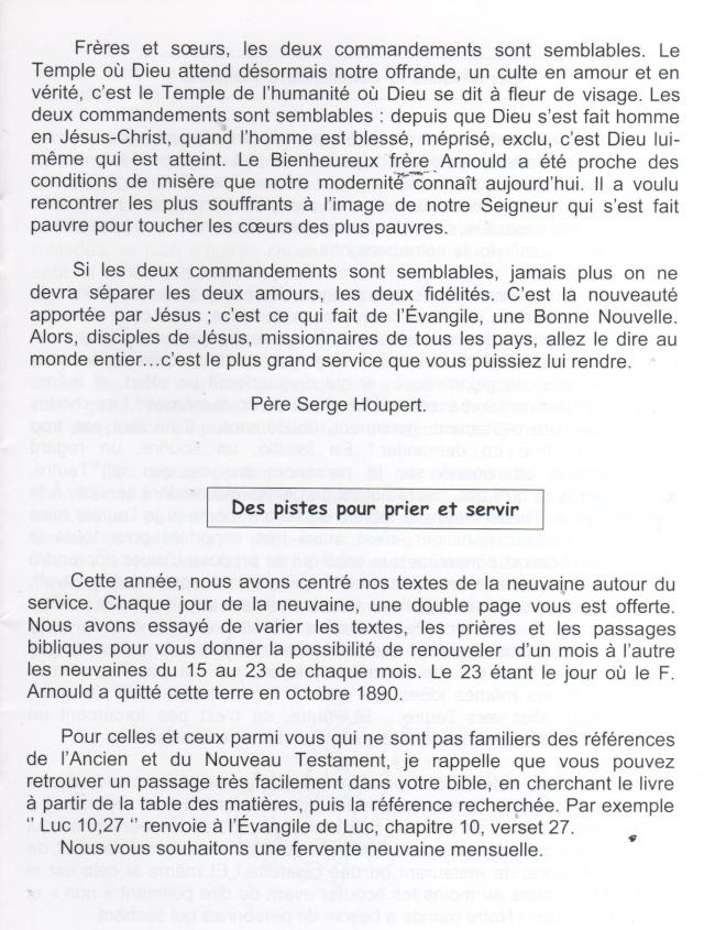 DU BIENHEUREUX FRERE ARNOULD.... A FRERE ANDRE, Saint. - Page 2 T_00110