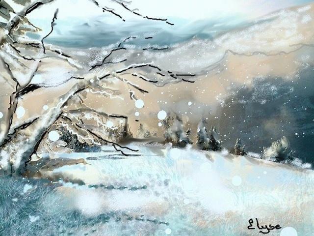 Promenade en hiver. 33neig10