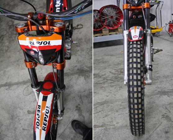 X wheel..et montesa  65Kg 2710