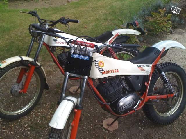 Montesa COTA 175 et 200.......... 30518310