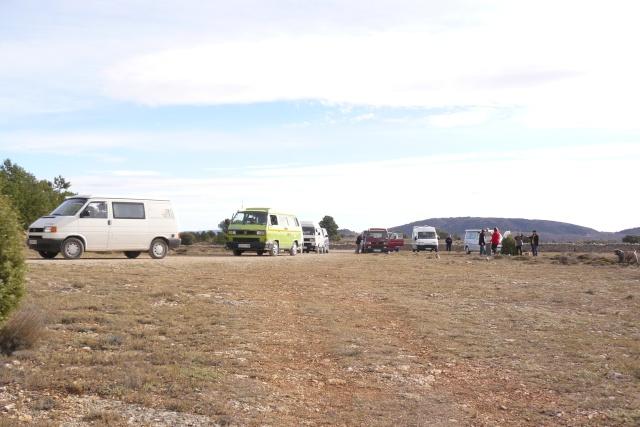 Darrera sortida (Itinerant) any 2009 P1100114