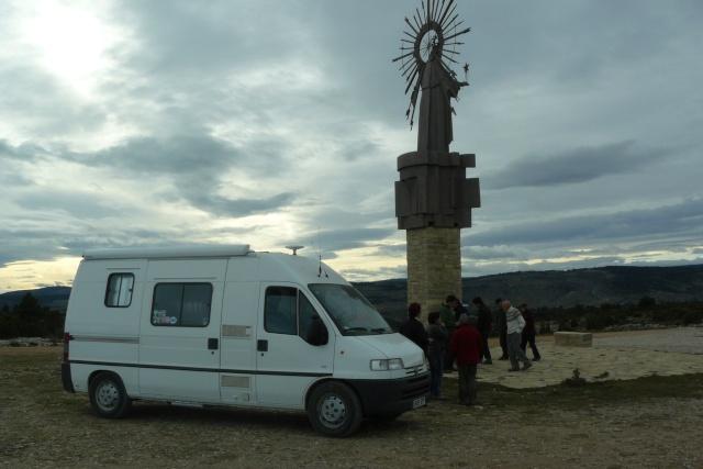 Darrera sortida (Itinerant) any 2009 P1100119