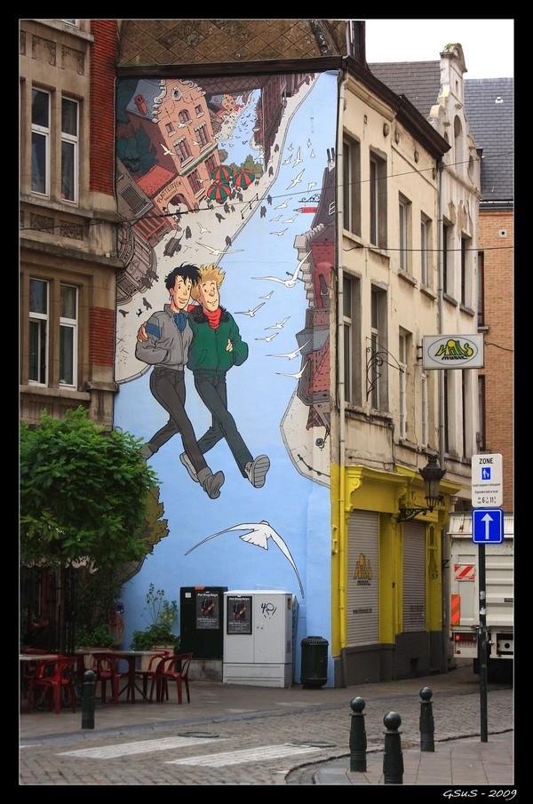 Les parcours BD de Bruxelles, Laeken et Anvers - Page 2 29740712
