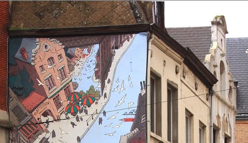 Les parcours BD de Bruxelles, Laeken et Anvers - Page 2 29740713