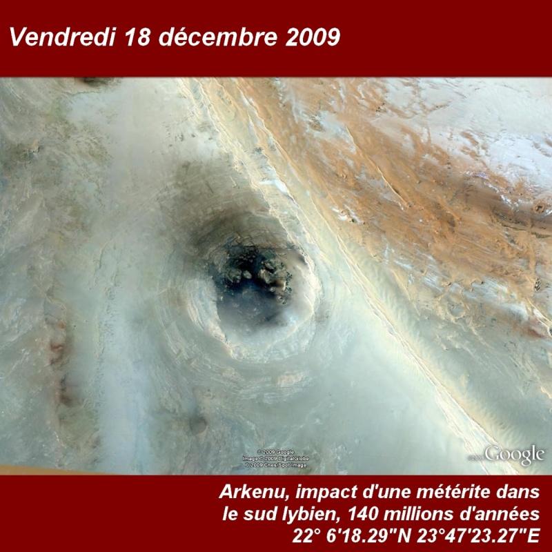 L'éphéméride TSGE = ANNEE 2009 = - Page 30 Arkenu10