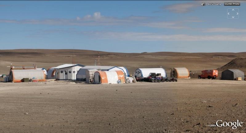 L'exploration de MARS se prépare au Canada Camp10