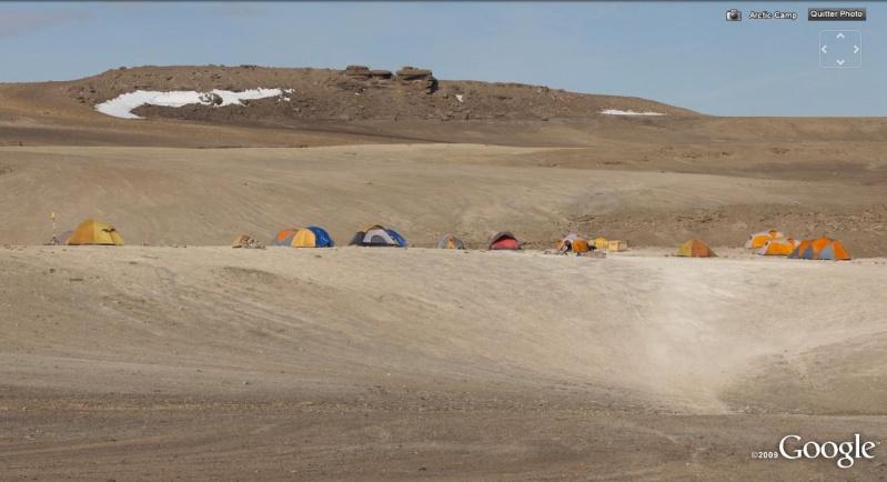 L'exploration de MARS se prépare au Canada Campin10