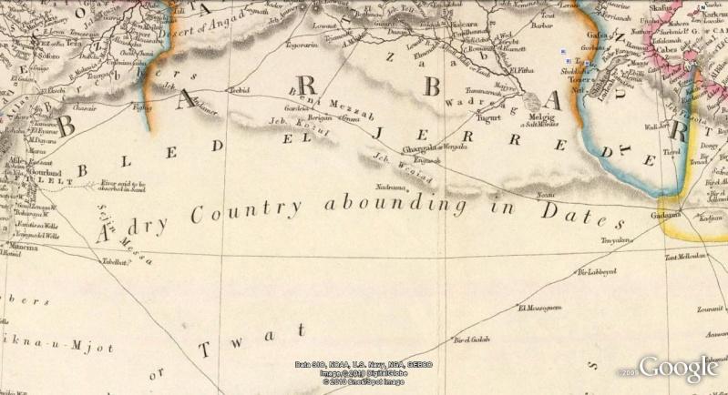 La magie des cartes historiques de Rumsey  Dattes10