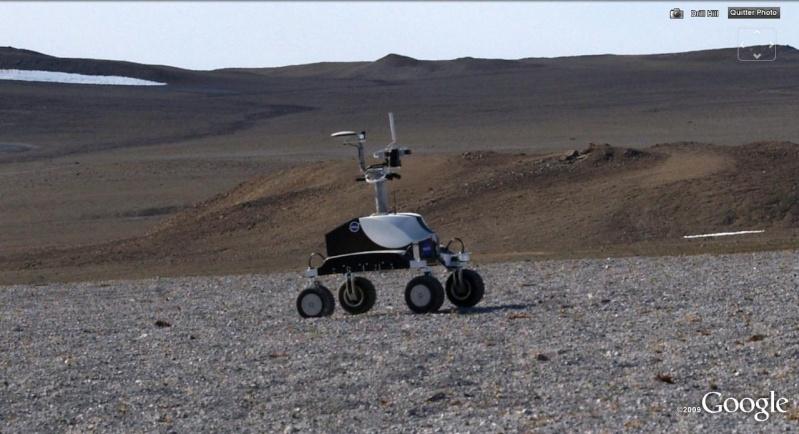 L'exploration de MARS se prépare au Canada Dry_hi13