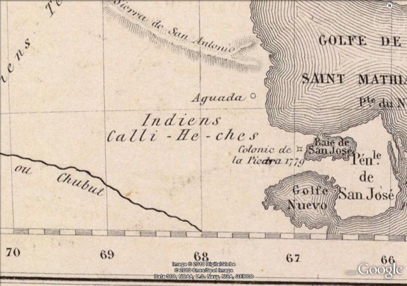 La magie des cartes historiques de Rumsey  Indien11