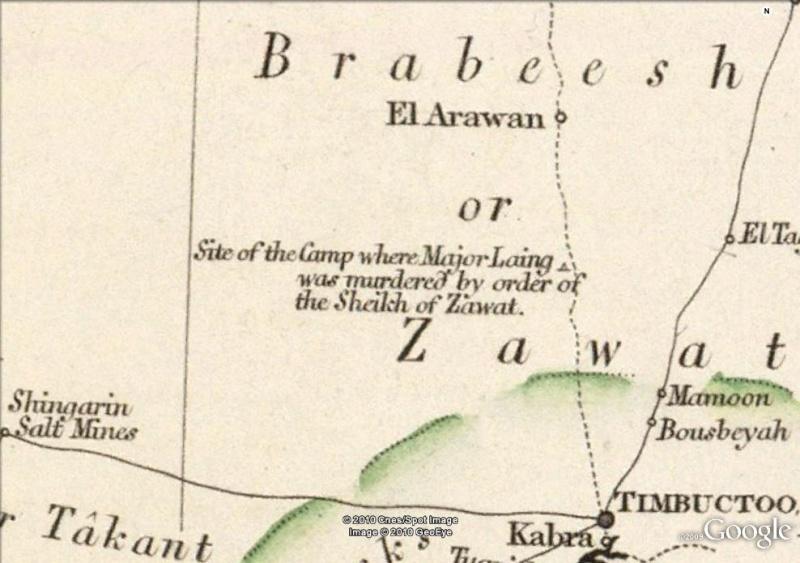 La magie des cartes historiques de Rumsey  Laing10