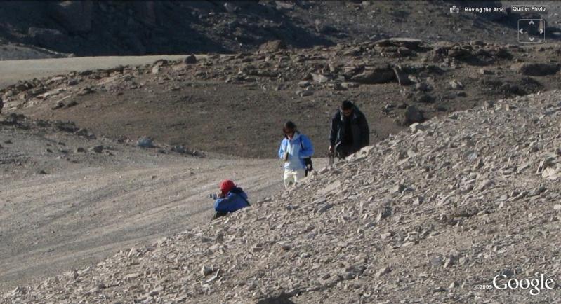 L'exploration de MARS se prépare au Canada Rover210