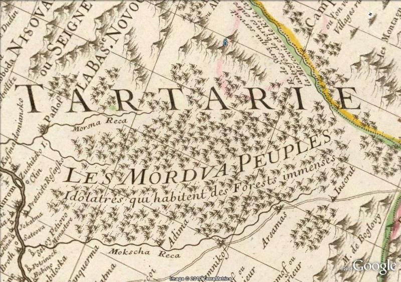La magie des cartes historiques de Rumsey  Tartar10