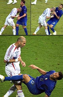 Coupe du monde 2006 (trouvé par des globes-surfeurs(es)) - Page 2 Zidane10