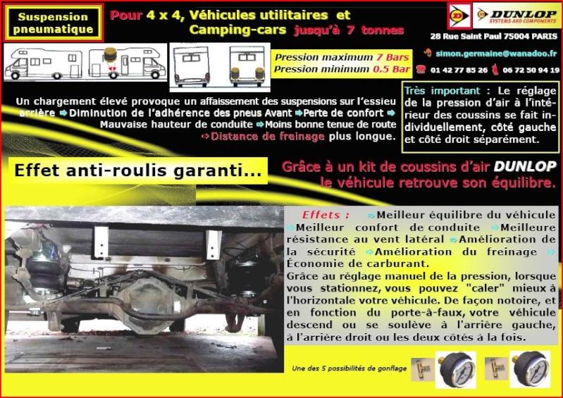 AMORTISSEUR AIR DUNLOP IVECO +++++ Dunlop10