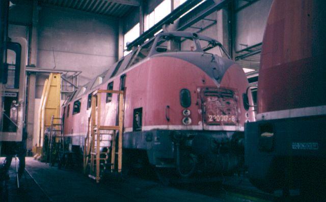 Die Baureihe 220 / V200 der DB - der Klassiker 220_0113