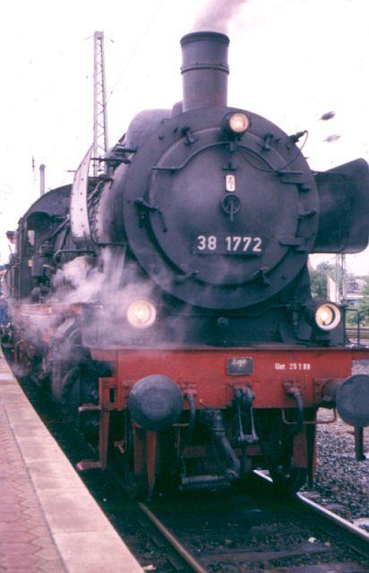 Die preusische P8 - die 38 2267 und andere 38_17710