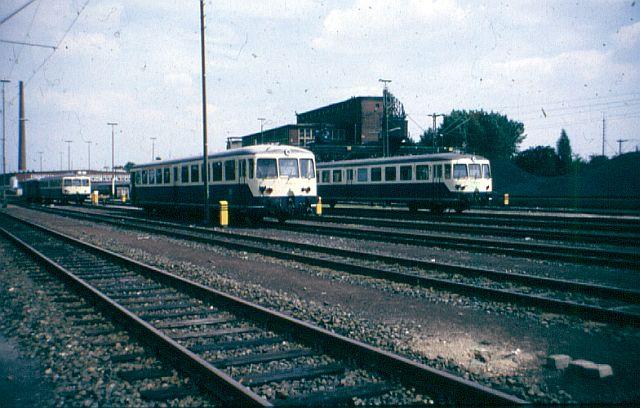 Akku-Triebwagen 515 - ex ETA 150 515_5010