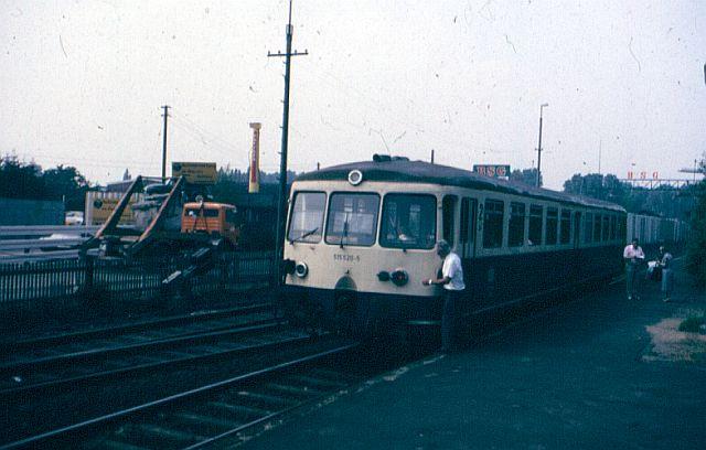 Akku-Triebwagen 515 - ex ETA 150 515_5212