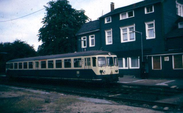 Akku-Triebwagen 515 - ex ETA 150 515_6111