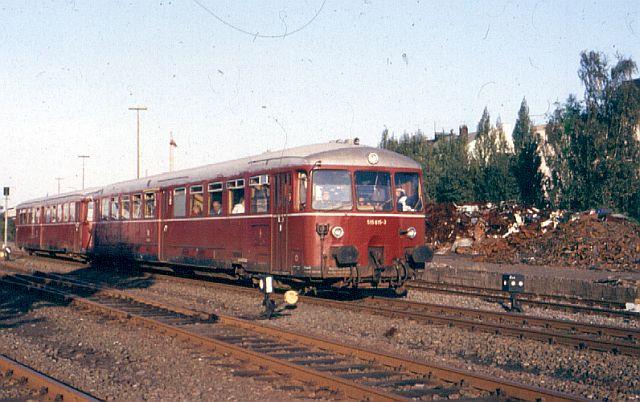 Akku-Triebwagen 515 - ex ETA 150 515_6113