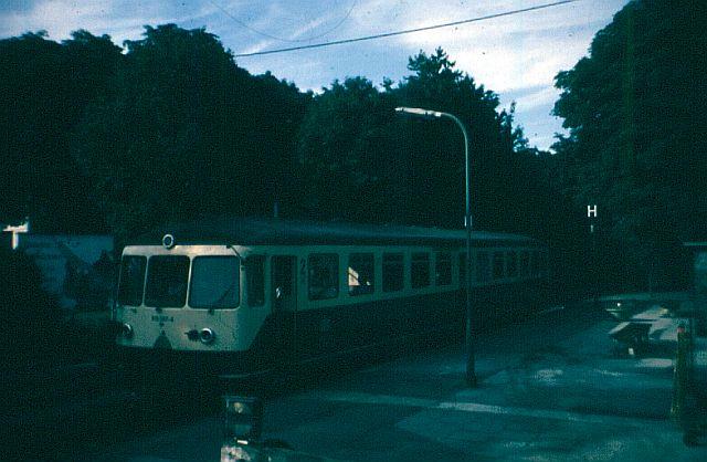 Akku-Triebwagen 515 - ex ETA 150 515_6211