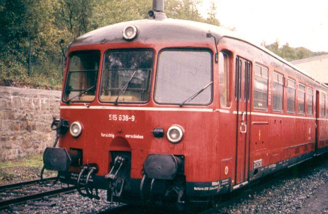 Akku-Triebwagen 515 - ex ETA 150 515_6311