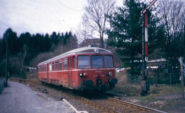 Akku-Triebwagen 515 - ex ETA 150 515_6510