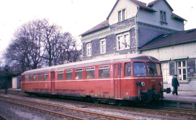 Akku-Triebwagen 515 - ex ETA 150 515_6511