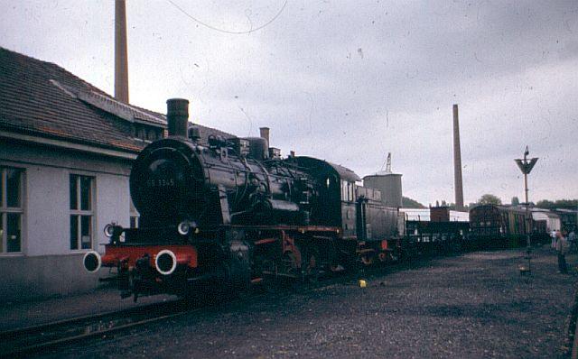Die Dampflokbaureihe 55.3ff - preus. G8.1 55_33410