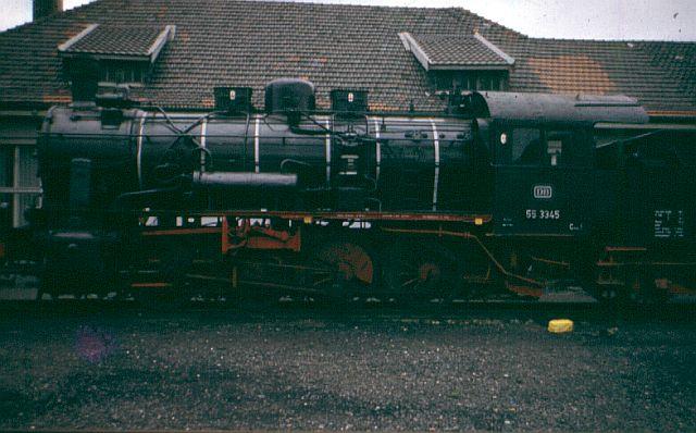 Die Dampflokbaureihe 55.3ff - preus. G8.1 55_33411