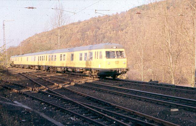 Die Baureihe 719 - der Ultraschall - Prüfzug 719_5010