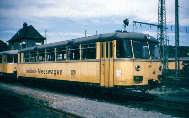 Die Baureihe 724 - INDUSI-Prüfwagen 724_0010