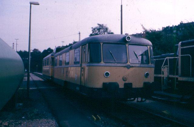 Die Baureihe 725/726 - der Gleismeßzug 725_0010