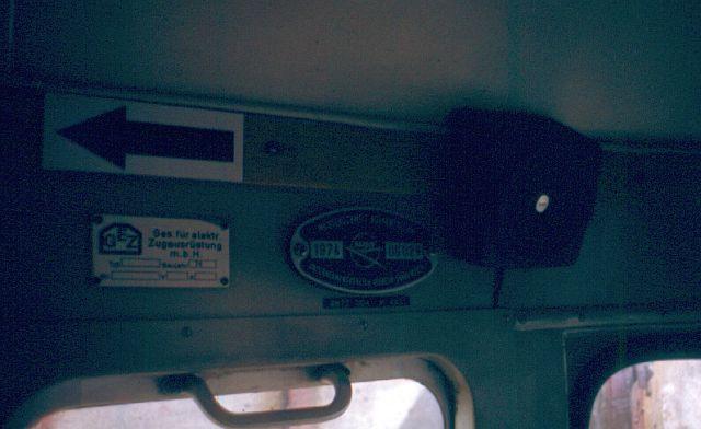 Die Baureihe 725/726 - der Gleismeßzug 726_0012