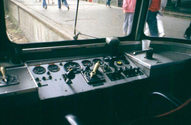 Die Baureihe 725/726 - der Gleismeßzug 726_0013