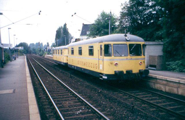 Die Baureihe 725/726 - der Gleismeßzug 726_0014